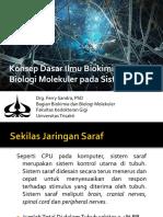 Konsep Dasar Ilmu Biokimia Dan Biologi Molekuler Untuk Sistem Saraf