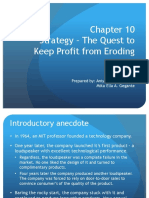 Dokumen.tips Chapter 10 Strategy the Quest to Keep Profit From Eroding Managerial Economics (1)