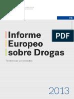 Informe Europeo sobre drogas