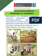 Proyecto Educativo Ambiental Integrador