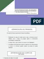 Modelo Sociocomunicacional CHARAUDEAU