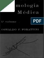 Entomologia medica Oswaldo P. Forattini