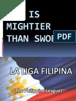 La Liga Filipina Ppt