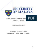 APC Individual Assignment_CIC160097