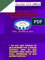 Sistema de Planificación Pública Venezolana