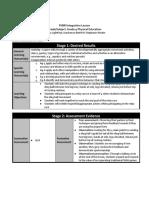 fnmi integration lesson plan