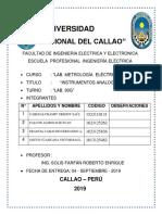 Metrologia Lab 1