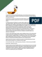 Historia de los picarones en el Perú