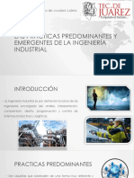 Las Prácticas Predominantes y Emergentes de La Ingeniería [Recuperado]