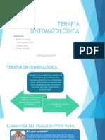 Terapia Sintomatológica