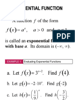 6.Exponential and Logarithmic Functions 0