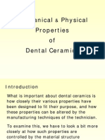 Cms Properties Dental Ceramics