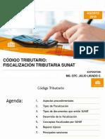Codigo Tributario - AGOSTO2018