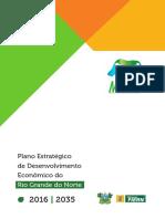 Plano Estratégico Desenvolvimento Do Rio Grande Do Norte-2035