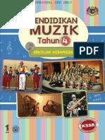 Buku Teks Kssr Tahun 4 Pendidikan Muzik