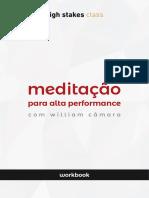 Meditação para Alta Performance