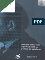 Michael Oakeshott - A política da fé e a política do ceticismo.pdf
