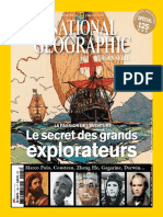 Les secrets des grands explorateurs
