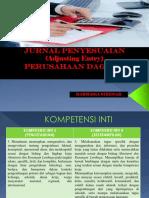 Presentation Jurnal Penyesuaian