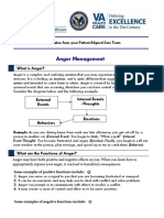 Anger Management Patient Information Version 3