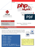 aprendizaje de php