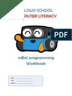 m Bot Class Work Book