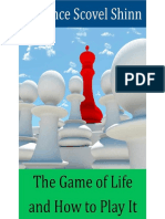The Game of Life and How to Play It - by Florence Scovel - Yasser.pdf