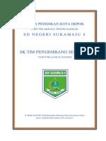 SK TIM Pengembang Sekolah SDN Sukamaju 4