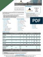 Investor Factsheet Q1FY20