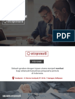 Regulasi Agen EntrepreneurID