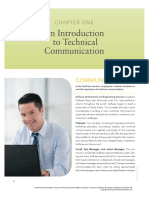 Chapter 1 _ Intro to Tech Communication