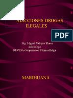 ADICCIONES-DROGAS ILEGALES