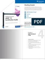 Reading Sample Sappress 1685 ABAP75CertificationGuide