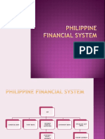 The Philippines Financial System