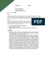 Planeamiento, Fernandez UNALM
