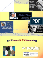 Lecture - 15 Additives and Compounding