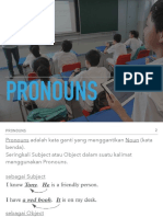 Pronouns (English)
