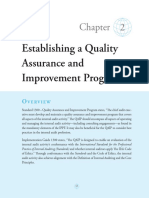 Quality Assessment Manual Chapter 2