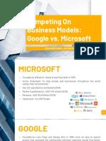 Case Google vs Microsoft