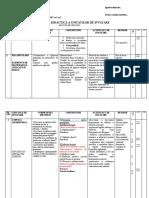 Planificare fizica- IX(2010-2011) Real
