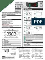 Manual MT-512E-2HP Full Gauge