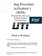 WPS specapication