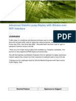 Stateful Pcap Replay With Aticara Over Wifi Interface