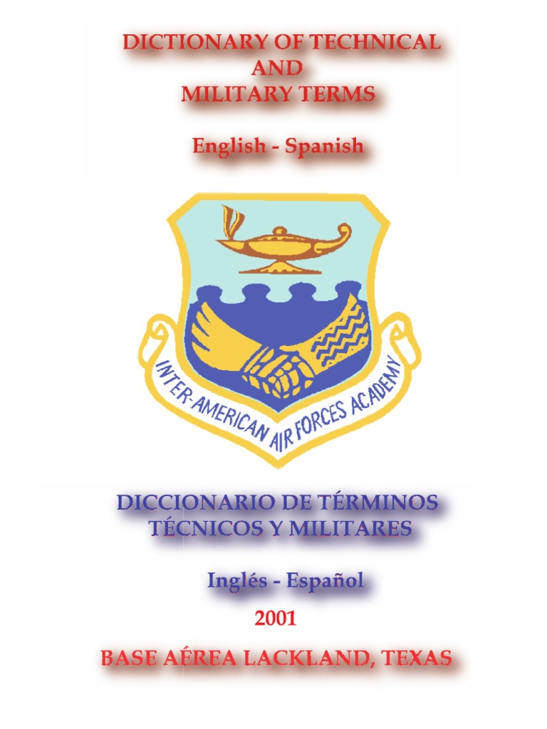 diccionario tecnico inglesespa241ol aviacion