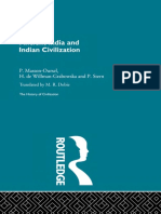[Eastern Civilization._ History of Civilization (Routledge)] Masson-Oursel, Paul_ Stern, Philippe_ Willman-Grabowska, Helena de - Ancient India and Indian Civilization (2013, Routledge)