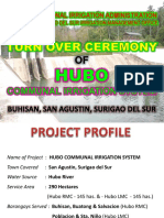 Presentation for Hubo CIS