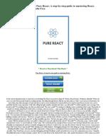Slidelegend.com 190304 PDF Download Pure React a Step by Wordpress 59fd6e911723dd36366958a1