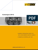 Forklift&Tractor Catalogue