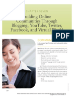 Chapter 7 Building online communication Gerson 7ed