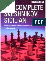 Yuri Yakovich - The Complete Sveshnikov Sicilian-Gambit (2005)